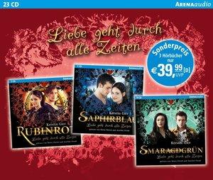 Gier, Rubinrot, Saphirblau, Smaragdgrün CD-Bundle