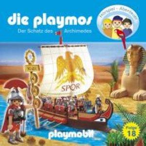 Rost, S: Playmos 18/CD