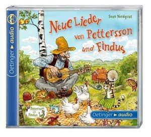 Neue Lieder von Pettersson und Findus (CD)
