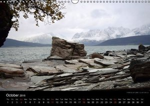 Monuments of Norway 2015 (Wall Calendar 2015 DIN A3 Landscape)
