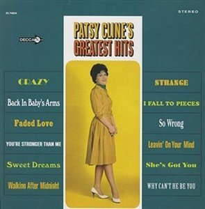 Patsy Cline's Greatest Hits