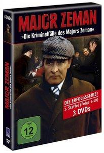 Die Kriminalfälle des Major Zeman - Staffel 1