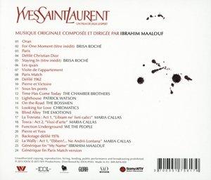 Yves Saint Laurent - Filmmusik