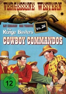 The Range Busters Cowboy Commandos