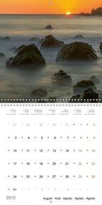 Madeira island between sky and sea (Wall Calendar 2015 300 × 300
