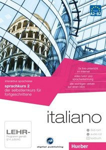 Interaktive Sprachreise: Sprachkurs 2 - Italiano