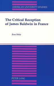 The Critical Reception of James Baldwin in France