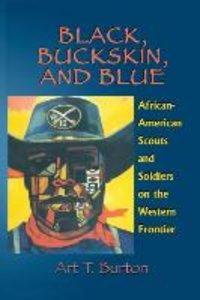Black, Buckskin, and Blue