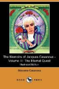The Memoirs of Jacques Casanova - Volume III