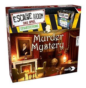 Noris 606101617 - Escape Room Erweiterung: Murder Mystery