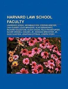 Harvard Law School faculty