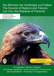 Die Stimmen der Greifvögel und Falken. The Sounds of Raptors and