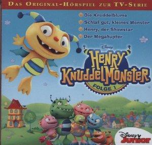 Henry Knuddelmonster-Folge 1