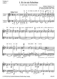 Volkslied-Duette