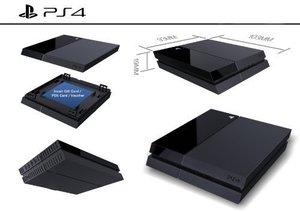 PlayStation 4 - Geschenkkartenhalter (Offiziell lizensiert)