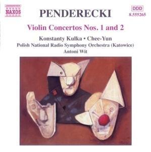 Violinkonzerte 1+2