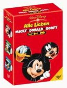 Alle lieben ... Micky Donald Goofy