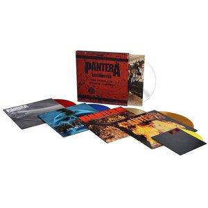 Complete Studio Albums 1990-20