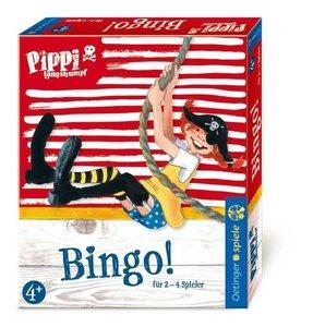 Pippi Langstrumpf Spiel Bingo