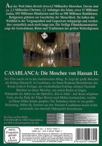 ISLAM: CASABLANCA-Moschee Hassan II