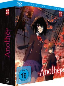 Another - Blu-ray 1 mit Sammelschuber