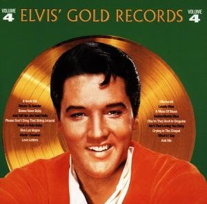 Elvis' Gold Records-Volume 4