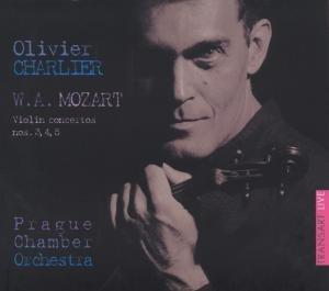 Violinkonzerte 3,4 & 5