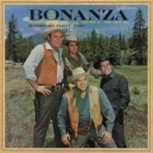 Bonanza 4-CD & Book/Buch
