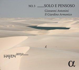 Haydn 2032 Vol.3-Solo e Pensoso