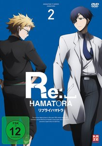 Re: Hamatora - 2. Staffel - DVD 2
