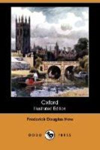 Oxford (Illustrated Edition) (Dodo Press)