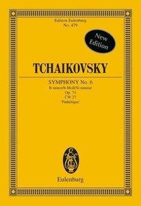 Sinfonie Nr. 6 h-Moll