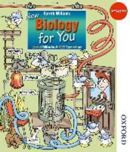 Updated New Biology for You Student Book: Student Book
