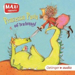 Prinzessin Paula auf Drachenjagd