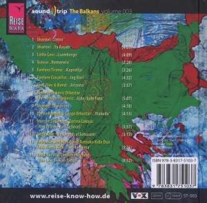 soundtrip The Balkans