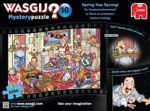 Wasgij Mystery 10. Endlich Frühling! Puzzle 1000 Teile