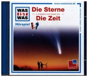 Was ist was Hörspiel-CD: Die Sterne/ Die Zeit