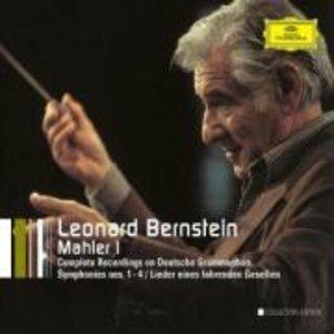 Sinfonien 1-4/Lieder Eines Fahrenden Gesellen/+