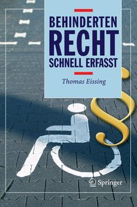 Behindertenrecht - Schnell erfasst