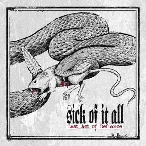 Last Act Of Defiance (Vinyl+CD)