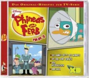 Phineas & Ferb TV Serie Folge 8