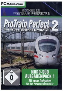 ProTrain Perfect 2. Nord-Süd Aufgabenpack 1
