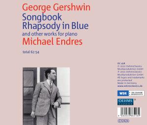 Songbook/Rhapsody in Blue