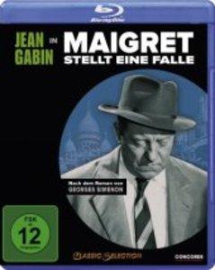 Maigret stellt eine Falle (Blu-ray)