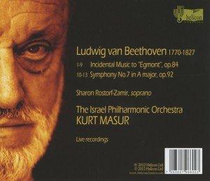 Egmont Bühnenmusik/Sinfonie 7