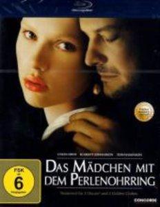 Das Mädchen mit dem Perlenohrring (Blu-ray)
