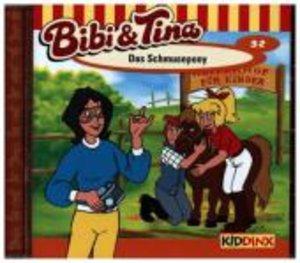 Bibi und Tina 32. Das Schmusepony. CD