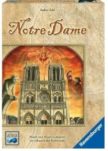 Alea Spiele 26911 - Notre Dame