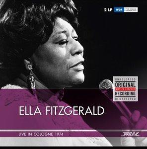 Ella Fitzgerald-1974 Köln
