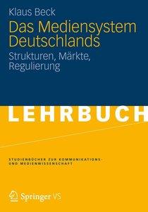 Das Mediensystem Deutschlands